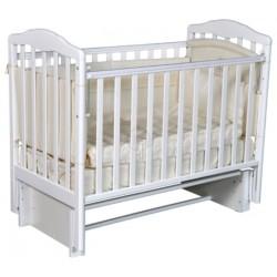 Кроватка Алита-3(бук, орех)